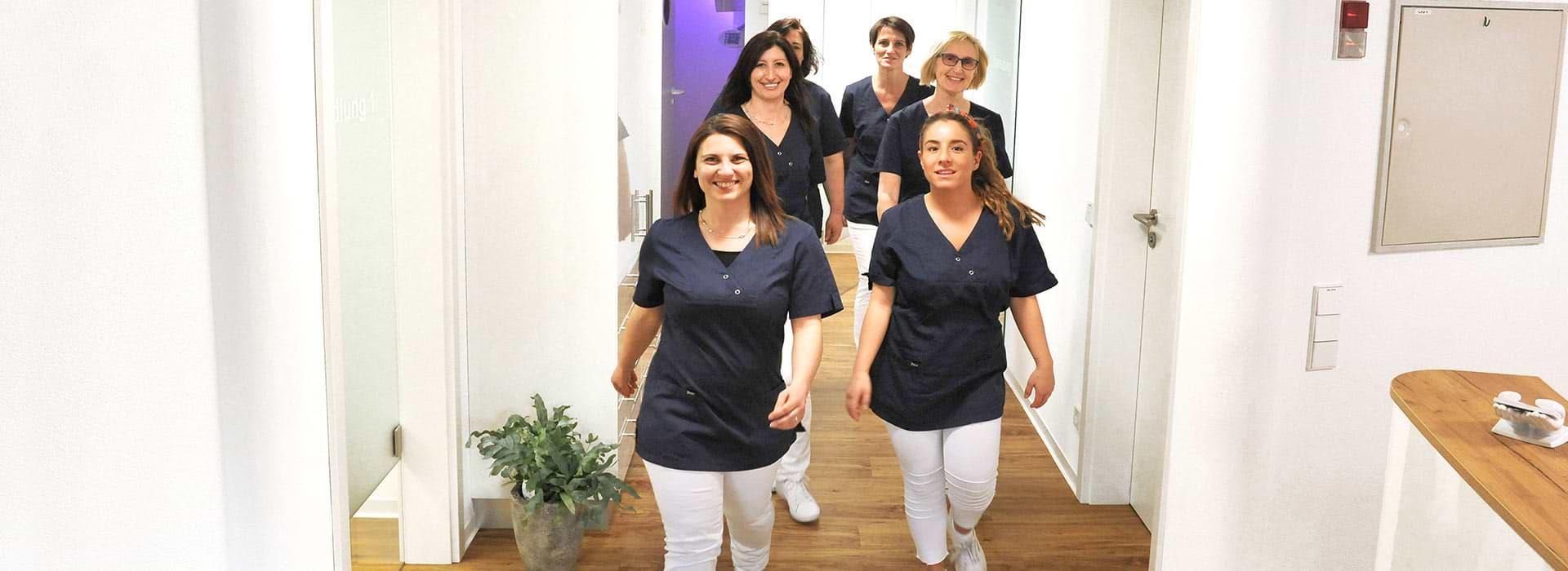 Unser Zahnarzt Team in Remshalden